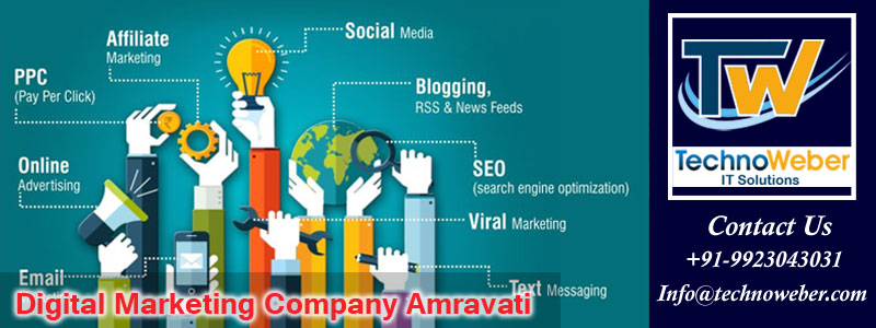 Digital Marketing Company Amravati
